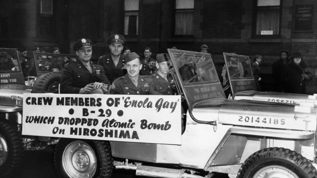 11 hiroshima enola gay atomic bomb anniversary