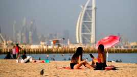 Dubai was one of the first countries to fully reopen after the first global wave of Covid-19 cases.