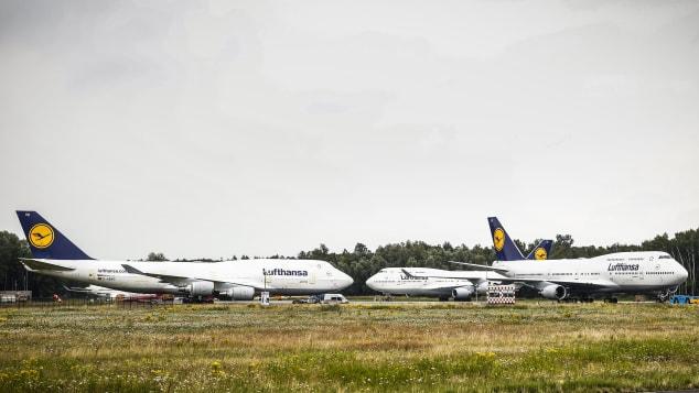 Lufthansa-Twente-airport