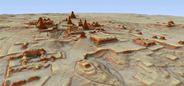 ancient Mayan structures discovered 2
