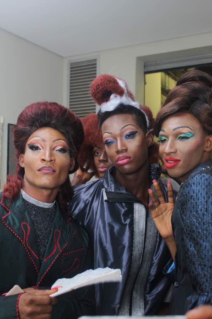 The androgynous label Maxivive has often divided Nigerians despite its international acclaim.