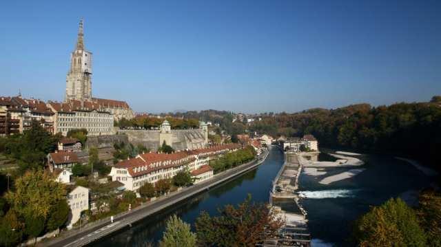 Bern Switzerland city