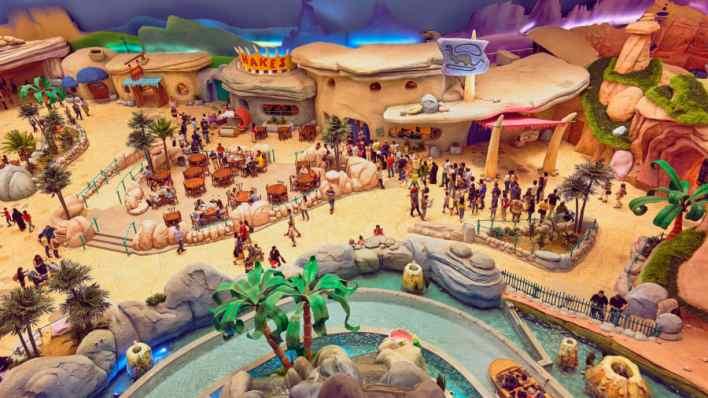 Image result for Warner Bros. World Abu Dhabi, UAE