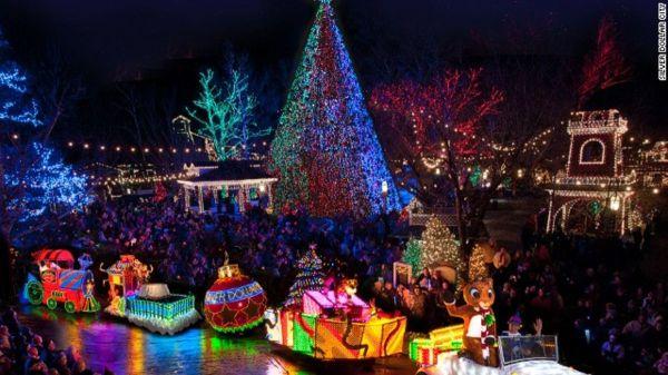 christmas lights usa # 0