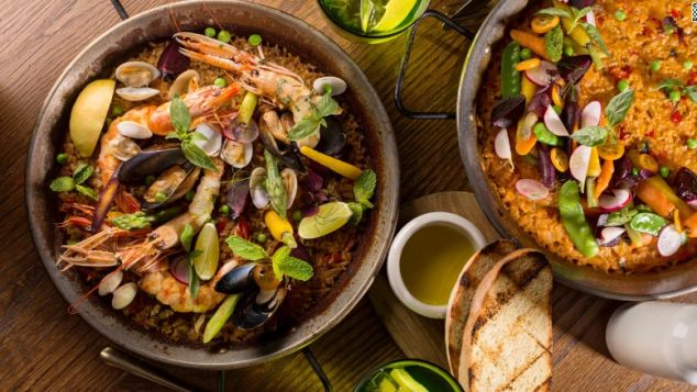 The embodiment of Spanish cuisine.