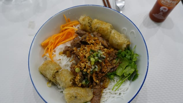 One of Vietnam's most-loved noodle dishes.