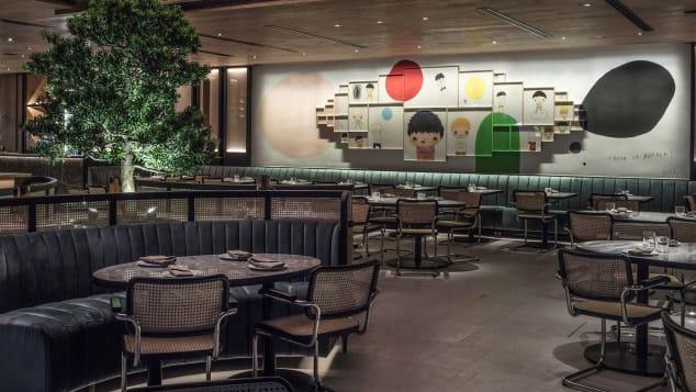 La Rambla restaurant - Hong Kong