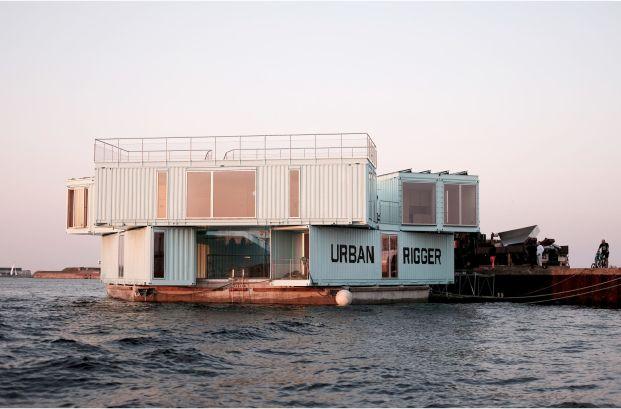 Urban Rigger 1