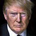 trump headshot photo