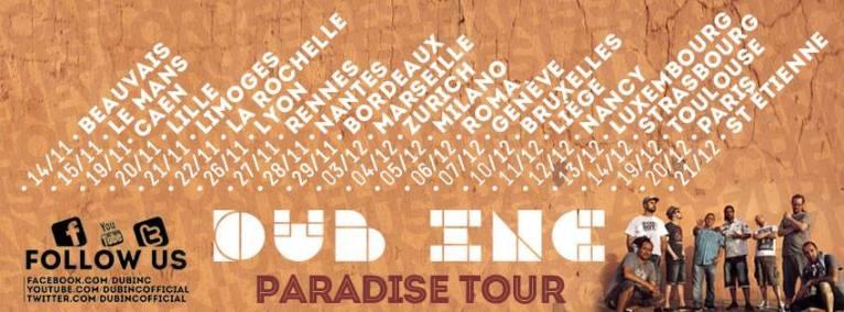 bannie-re-paradise-tour