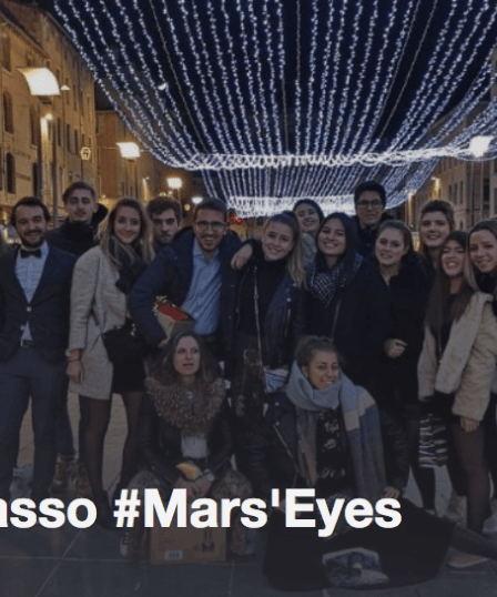 Playlist Mars'Eyes