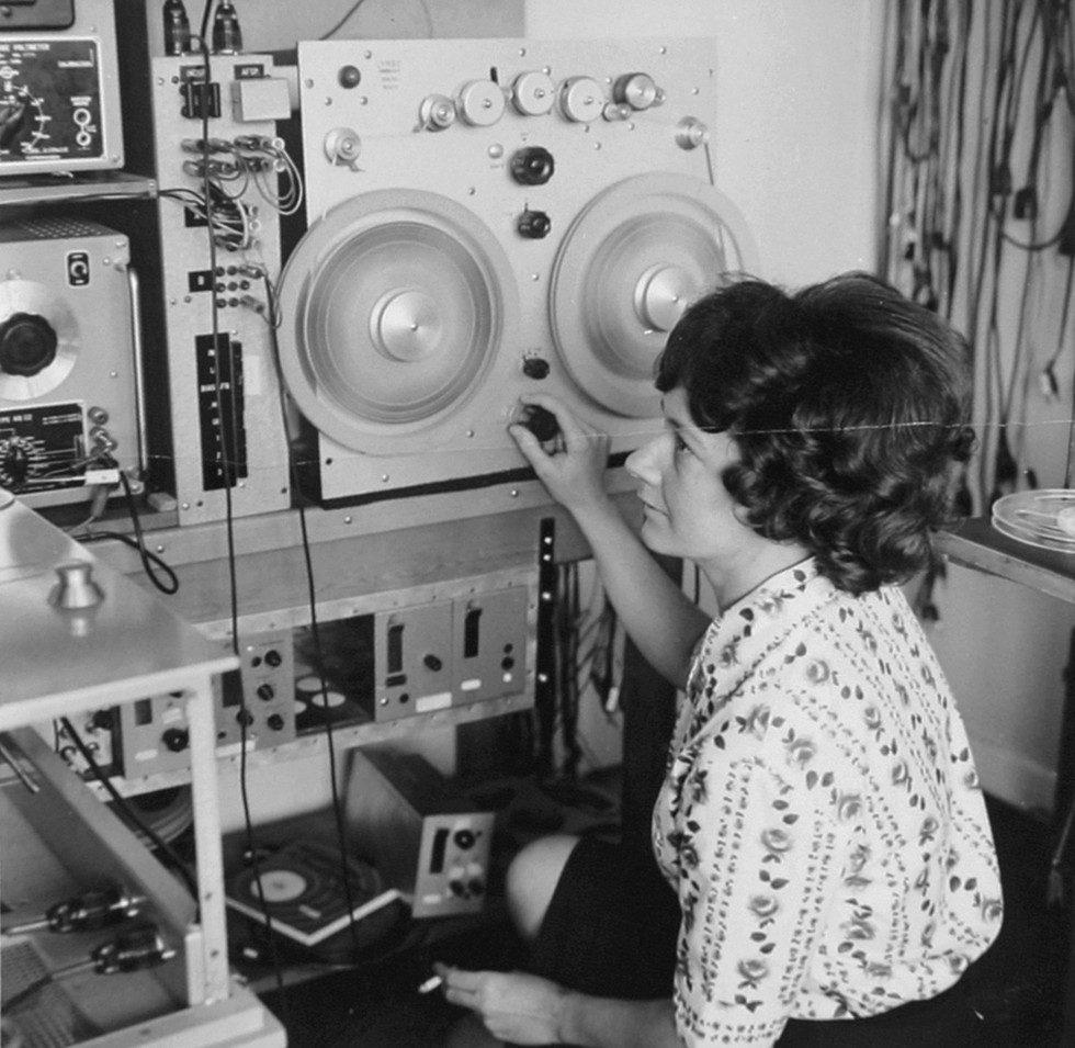 La place des femmes dans la musique électronique : Else Marie Pade