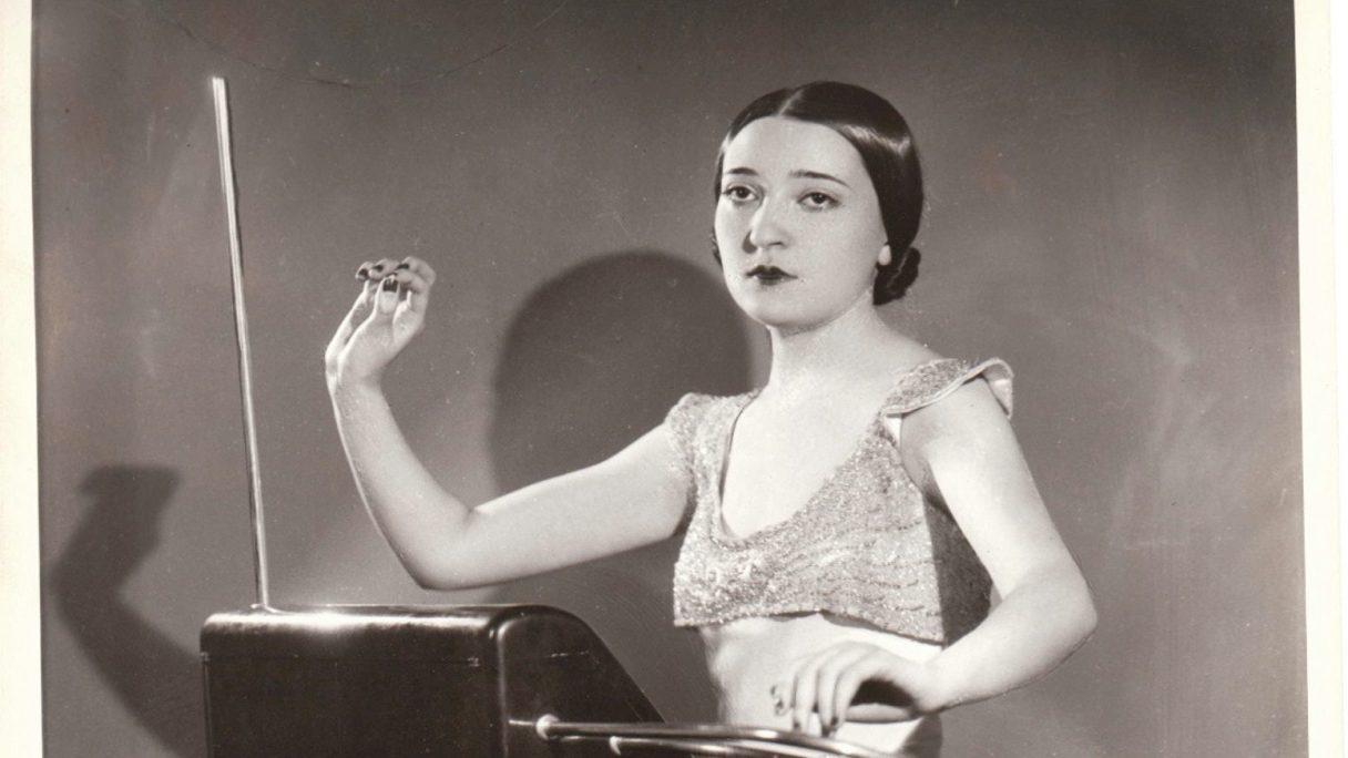 La place des femmes dans la musique électronique : Clara Rockmore