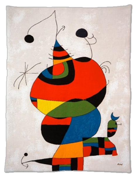 Grand Palais Lexposition Miro Et Les Dynamic Seniors