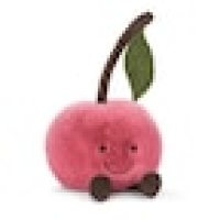 AMUSEABLE PLUSH, CHERRY by Jellycat