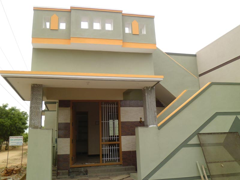 1 BHK Independent HousesVillas For Sale In Erode 550 Sq