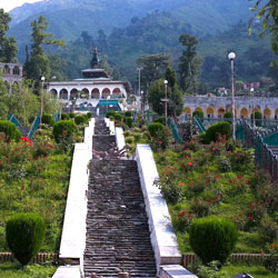 Baba Ghulam Shah Ziarat