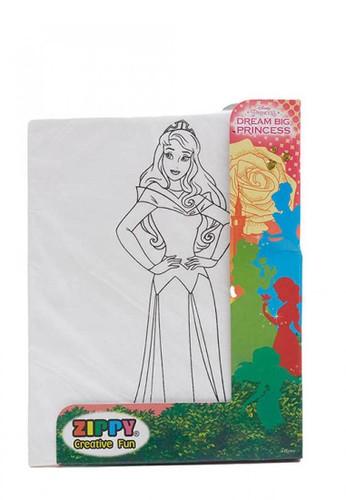 Jual Disney Disney Princess Aurora Tshirt Painting Style E Original Zalora Indonesia