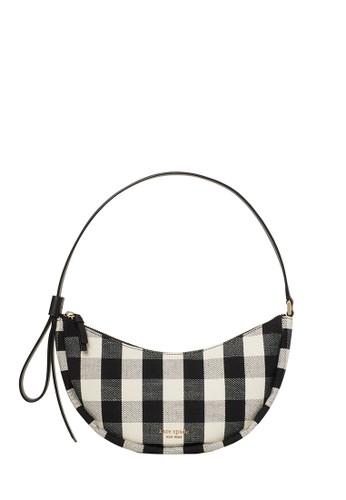 Jual Kate Spade Smile Gingham Small Shoulder Bag Original | ZALORA Indonesia ®