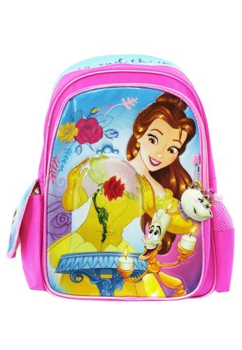 Buy Disney Princess Disney Princess Belle Batb Pre School Bag Online Zalora Malaysia