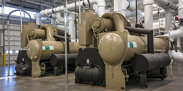 VRV System and Chiller Plant Maintenance