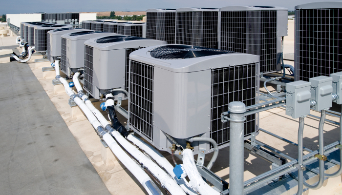 5 Benefits of the Commercial Air Conditioning System