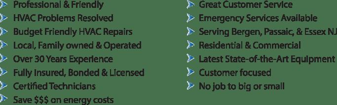 HVAC Services & Boiler Systems in Midland Park NJ