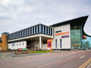 Sainsburys, Blackpool