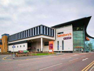 Sainsburys, Blackpool