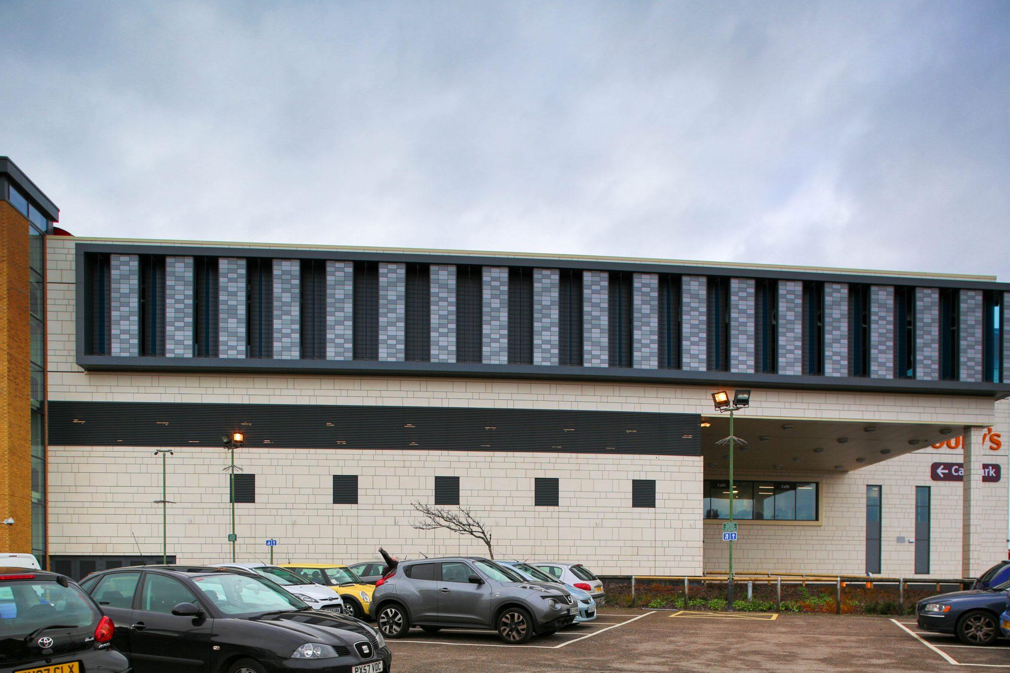 Sainsburys Blackpool Aerolite Stone