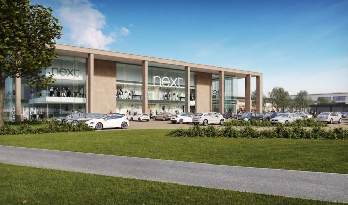 NEW ORDER | Next Store, Fosse Park