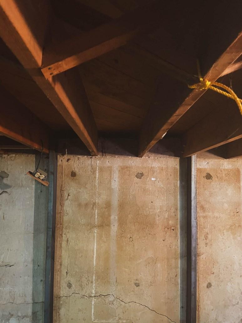 steel c channels for bracing a basement in saskatchewan