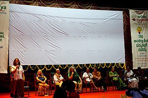Panel of Women at IPC