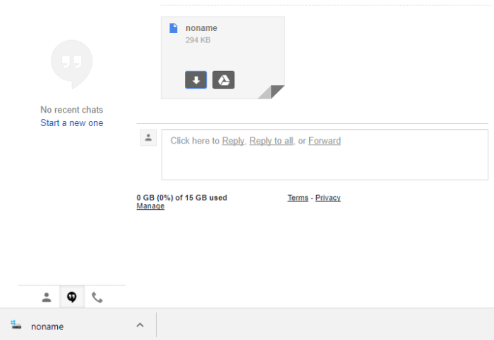 """Trouble shooting: Gmail """"noname"""" attachment – DynamicLTA"""