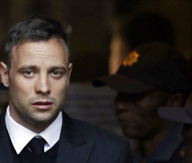 Oscar Pistorius Leaves The High Court In Pretoria South Africa After His Sentencing Proceedings In June  Themba Hadebethe Associated Press