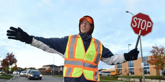 Image result for Crossing Guard worker