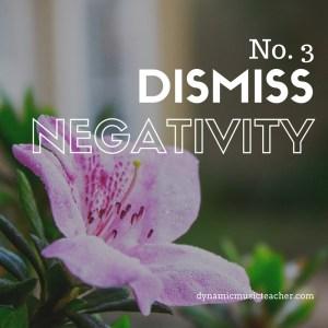 dismissnegativity