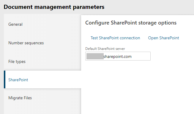 Document Management Sharepoint