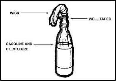 Molotov-cocktail-design