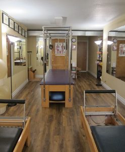 Cadillac in BodyChange Pilates studio