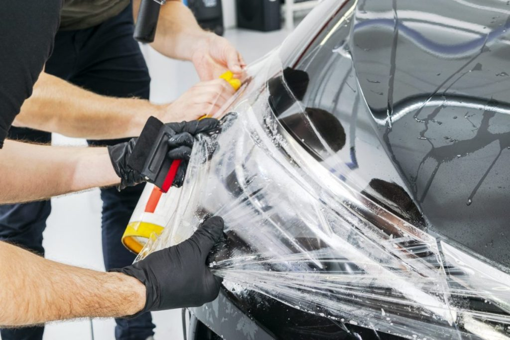 South Jersey Paint Protection Film Services