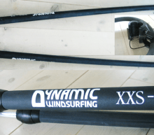 Kursutrustning Dynamic Windsurfingbom XXS-XL