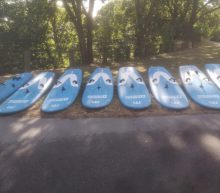 Used board Optimus 175-135 l from 2020