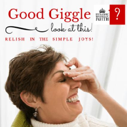 good giggleSPACING