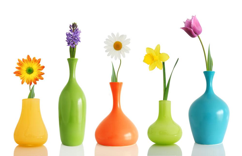 Springflowersinvases