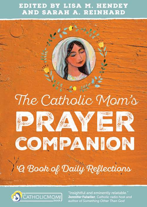 Book Review: The Catholic Mom's Prayer Companion