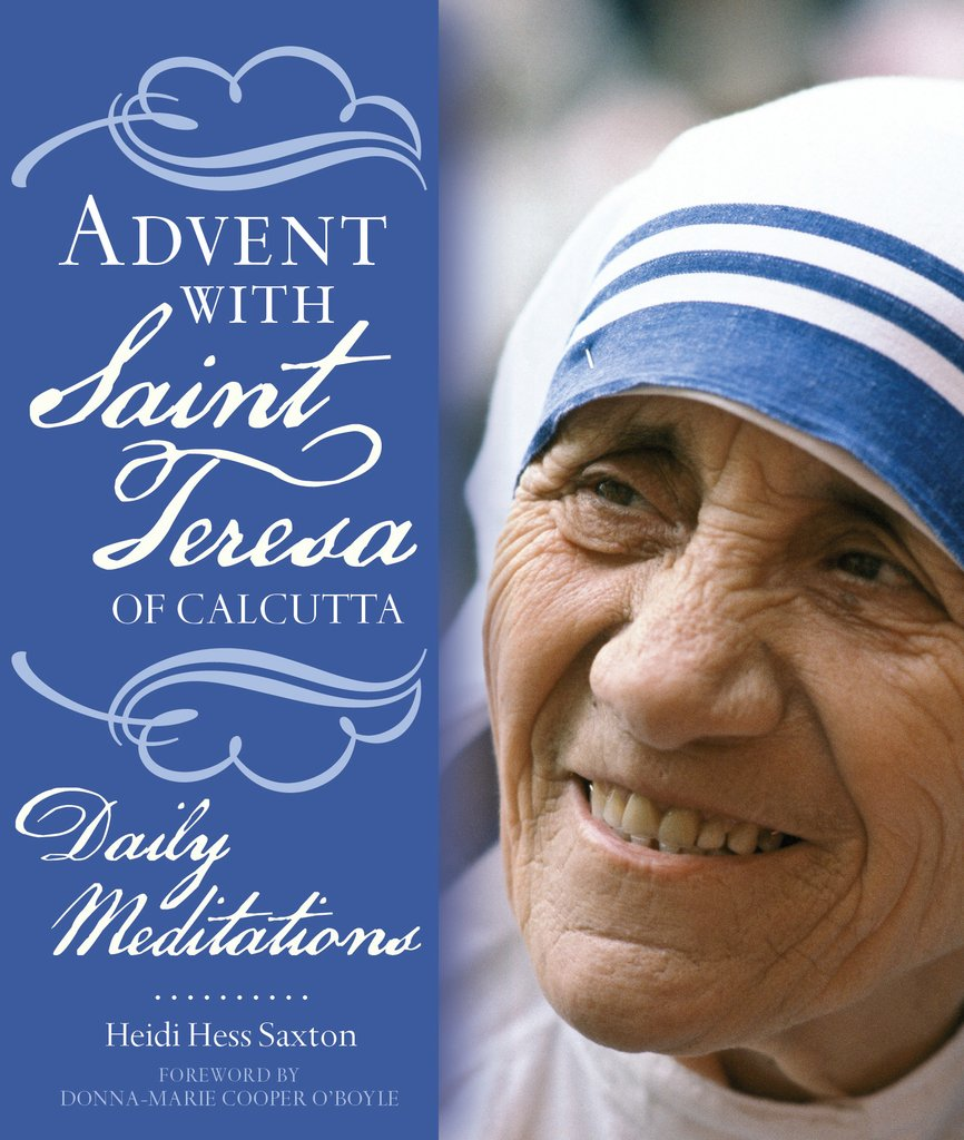 Book Review: Advent with Saint Teresa of Calcutta