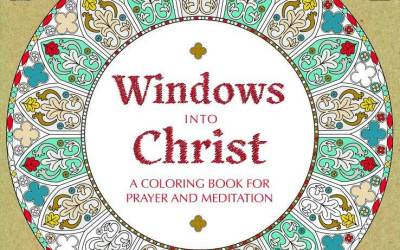 Book Review: Catholic Coloring Books for Prayer, Reflection and Relaxation