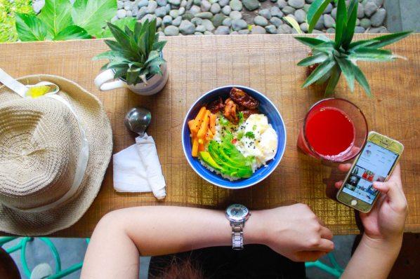 Mobile app for restaurant