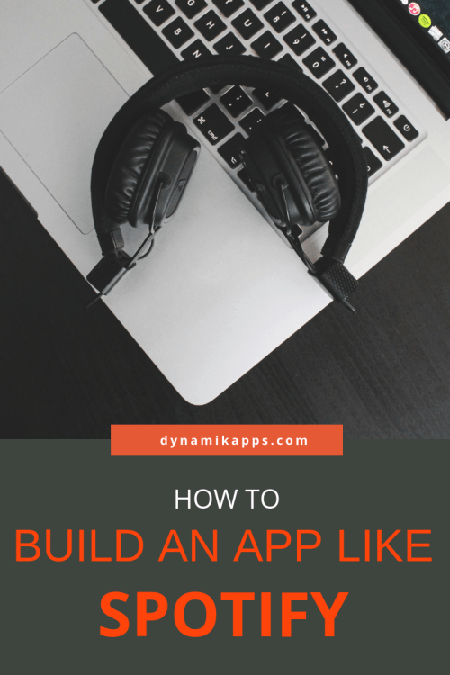 how to build spotify app